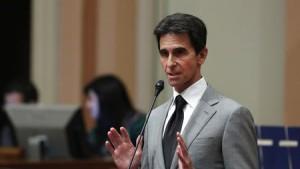 Senator Mark Leno, Democrat, San Francisco